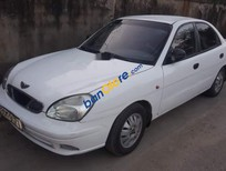 Bán xe cũ Daewoo Nubira 1.6 2001, màu trắng
