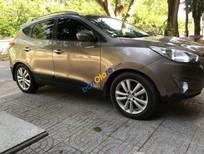 Cần bán lại xe Hyundai Tucson năm 2010, màu nâu, nhập khẩu