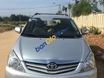 Bán ô tô Toyota Innova G sản xuất năm 2009, màu bạc, xe nhập