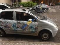 Cần bán Daewoo Matiz năm 2003, màu bạc, sử dụng giữ gìn, cẩn thận