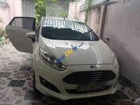 Bán Ford Fiesta năm 2015, màu trắng, sử dụng giữ gìn, cẩn thận