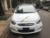Cần bán lại xe Hyundai Accent năm sản xuất 2016, màu trắng, nhập khẩu nguyên chiếc