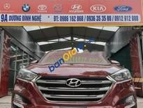 Cần bán Hyundai Tucson 2.0 AT đời 2017, màu đỏ