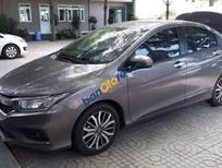 Bán Honda City CVT sản xuất năm 2018, màu xám, gia đình, ít đi, odo 20000 km, xe chính chủ