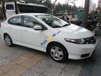 Bán xe Honda City 1.5MT sản xuất 2014, màu trắng, nhập khẩu