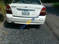 Cần bán lại xe Daewoo Nubira II sản xuất 2002, màu trắng, xe nhập xe gia đình, giá 90tr