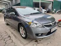 Cần bán Honda Civic 2.0 sản xuất năm 2010, màu xám