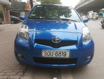 Bán Toyota Yaris 1.3 đời 2009, màu xanh lam, nhập khẩu, chính chủ từ đầu