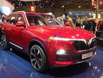 Bán ô tô VinFast LUX SA2.0L sản xuất 2019, màu đỏ