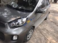 Cần bán xe cũ Kia Morning Van sản xuất năm 2015, màu xám