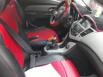 Bán ô tô Chevrolet Cruze LS 1.6 MT sản xuất năm 2014, màu đen xe gia đình