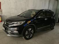 Cần bán gấp Honda CR V 2.4 năm 2016, màu đen