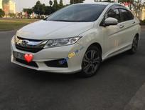 Bán xe Honda City CVT 1.5AT năm 2015, màu trắng, chính chủ