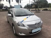 Cần bán Toyota Vios 1.5G sản xuất 2011, màu bạc