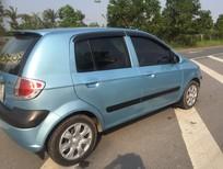 Bán Hyundai Getz MT 1.1 số sàn sản xuất năm 2008, màu xanh lam, nhập khẩu