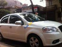 Bán xe Daewoo Gentra năm sản xuất 2007, màu trắng, nhập khẩu nguyên chiếc
