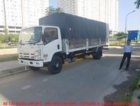 Bán xe tải 5 tấn - dưới 10 tấn năm sản xuất 2017, màu trắng giá cạnh tranh
