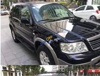 Cần bán xe Ford Escape XLT AT năm 2005, màu đen