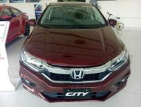 Bán xe Honda City CVT năm 2019, màu đỏ