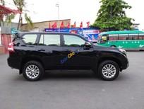 Bán Toyota Prado TXL năm 2017, màu đen, nhập khẩu