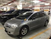 Xe Honda Civic 1.8 MT năm sản xuất 2008, màu bạc