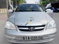 Bán ô tô Daewoo Lacetti 1.6 EX năm 2011, màu bạc