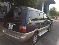 Cần bán xe Toyota Zace năm sản xuất 2001
