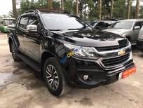 Bán Chevrolet Colorado High Country sản xuất 2017, màu đen