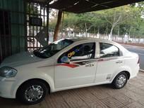 Xe Daewoo Gentra SX sản xuất 2007, màu trắng