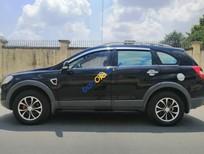 Xe Chevrolet Captiva sản xuất 2009, màu đen, xe nhập, 290tr