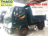 Xe ben Thaco Forland FD345. E4 tải trọng 3T45 đời mới Euro4