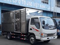 JAC 2.4t đời 2019 máy Isuzu thùng 4m3 giá tốt, hỗ trợ vay cao