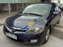 Cần bán xe Honda Civic 2.0 AT năm 2008, nhập khẩu nguyên chiếc, giá tốt