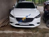 Chính chủ bán Mazda 6 sản xuất năm 2017, màu trắng