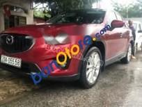 Bán ô tô Mazda CX 5 2.0 AT năm 2013, màu đỏ