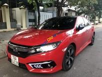 Bán Honda Civic 1.5L năm sản xuất 2017, màu đỏ còn mới, 860 triệu