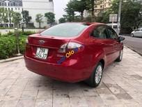 Bán ô tô Ford Fiesta năm sản xuất 2011, màu đỏ, giá 340tr