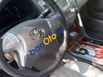 Cần bán lại xe Toyota Camry 2.4 sản xuất năm 2012, màu đen xe gia đình, giá chỉ 555 triệu