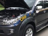 Cần bán xe Toyota Fortuner 4x4 sản xuất 2011, màu đen