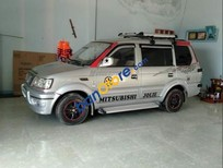 Xe Mitsubishi Jolie sản xuất năm 2002, màu bạc, xe nhập chính chủ