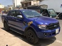 Cần bán gấp Ford Ranger năm 2013, màu xanh lam, nhập khẩu, giá tốt
