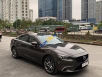Bán xe Mazda 6 2.0 Pretium năm sản xuất 2017, màu nâu chính chủ, 820tr