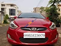 Bán Hyundai Accent năm sản xuất 2014, màu đỏ, nhập khẩu giá cạnh tranh