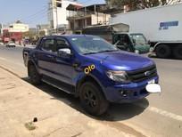Cần bán gấp Ford Ranger sản xuất 2013, màu xanh lam, nhập khẩu