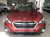 Bán Subaru Outback 2.5 i-s Eyesight sản xuất 2018, màu đỏ, xe nhập