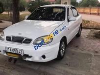 Bán Daewoo Lanos đời 2002, màu trắng, xe nhập
