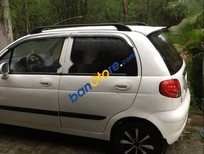 Cần bán xe Daewoo Matiz sản xuất 2003, màu trắng