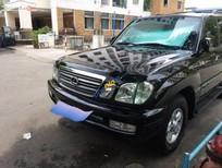 Cần bán Lexus LX 470 sản xuất năm 2001, màu đen, nhập khẩu nguyên chiếc chính chủ