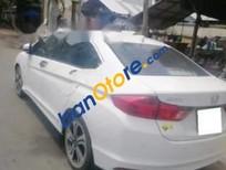 Bán xe Honda City 1.5 AT năm sản xuất 2016, màu trắng