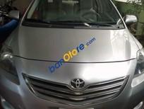Bán ô tô Toyota Vios E sản xuất 2013, màu bạc, 330tr
